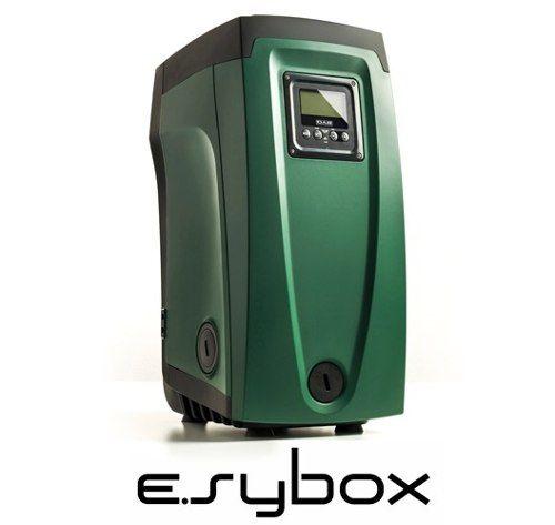Pressurizador Com Inversor Frequência E.sybox 2cv 220v Famac